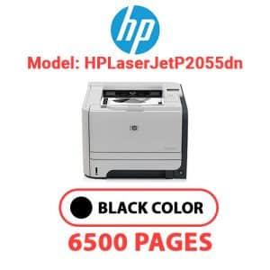 HPLaserJetP2055dn - HP Printer