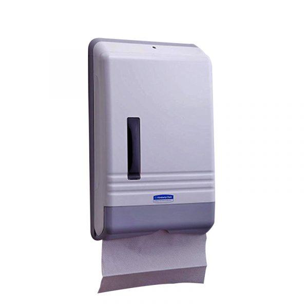 Kimberley Clark Compact Towel Dispenser For D4440 - Kimberley Clark Compact Towel Dispenser for D4440