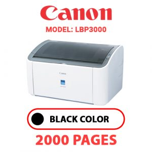 LBP3000 - Canon Printer