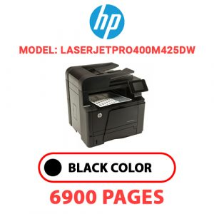LaserJetPro400M425dw - HP Printer