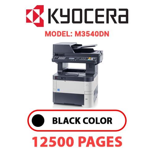 M3540DN - KYOCERA M3540DN - BLACK TONER