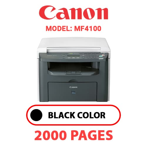 MF4100 - CANON MF4100 -  BLACK TONER