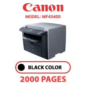 MF4340D - Canon Printer