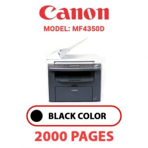 MF4350D - Canon Printer