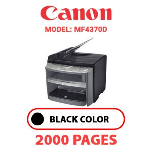 MF4370D - Canon Printer