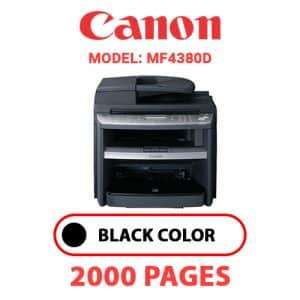 MF4380D - Canon Printer