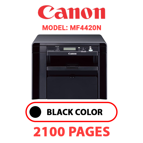 MF4420N - CANON MF4420N - BLACK TONER