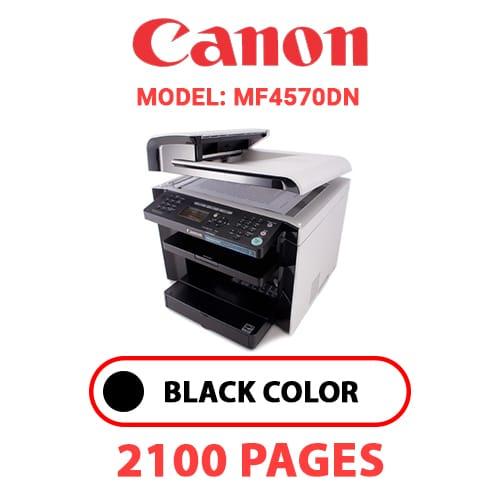 MF4570DN - CANON MF4570DN - BLACK TONER