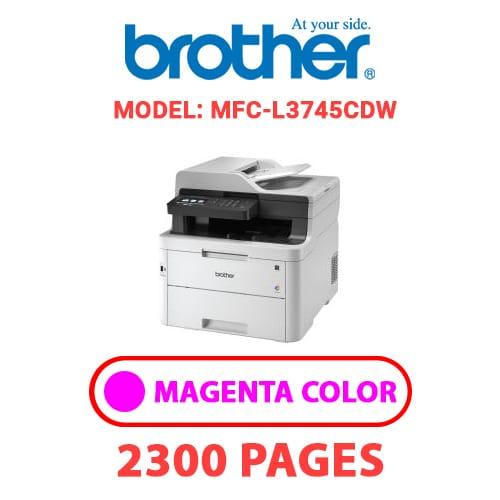 MFC L3745CDW 2 - BROTHER MFC-L3745CDW - MAGENTA TONER