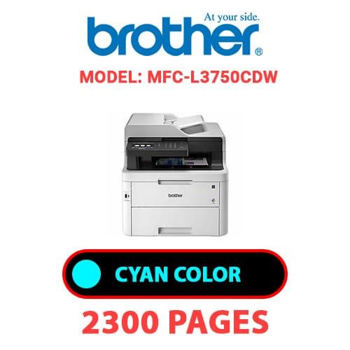 MFC L3750CDW 1 - BROTHER MFC-L3750CDW - CYAN TONER