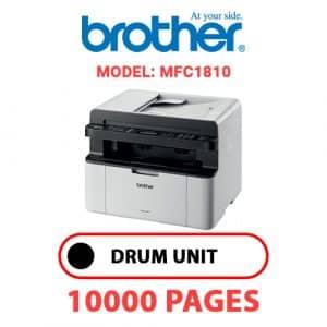 MFC1810 1 - Brother Printer