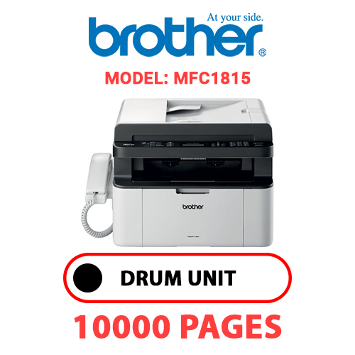 MFC1815 - BROTHER MFC1815 -  DRUM UNIT