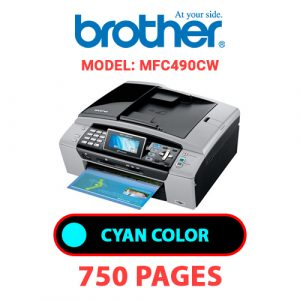 MFC490CW - Brother Printer