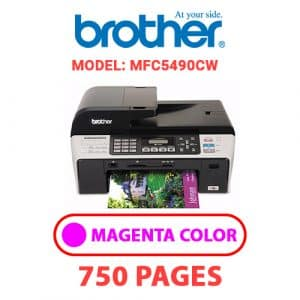 MFC5490CW 1 - Brother Printer