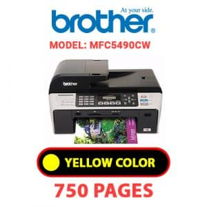 MFC5490CW 2 - Brother Printer