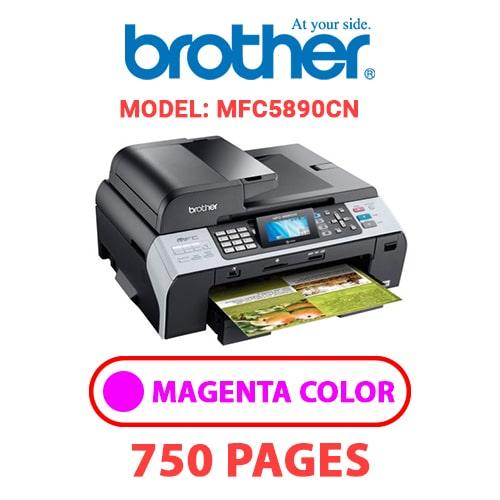 MFC5890CN 2 - BROTHER MFC5890CN - MAGENTA INK