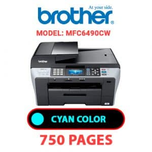 MFC6490CW 1 - Brother Printer