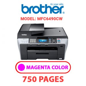 MFC6490CW 2 - Brother Printer