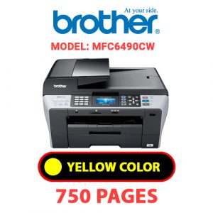 MFC6490CW 3 - Brother Printer
