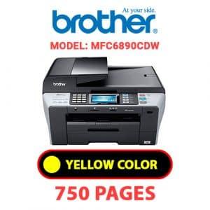 MFC6890CDW 2 - Brother Printer