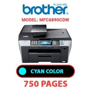 MFC6890CDW - Brother Printer