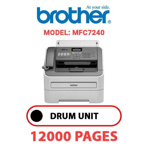 MFC7240 - BROTHER MFC7240 - DRUM UNIT