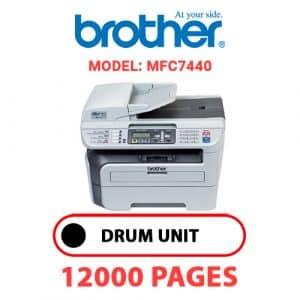 MFC7440 1 - Brother Printer