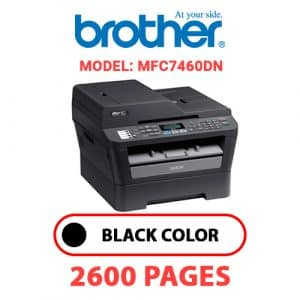 MFC7460DN 1 - Brother Printer