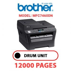 MFC7460DN - Brother Printer