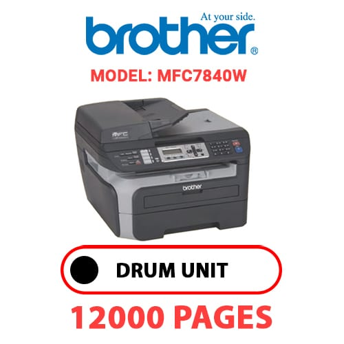 MFC7840W 1 - BROTHER MFC7840W - DRUM UNIT