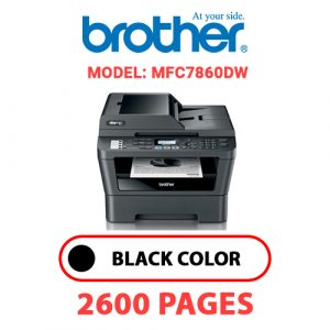 MFC7860DW 1 - Brother Printer