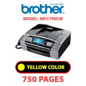 MFC790CW 2 - Brother Printer