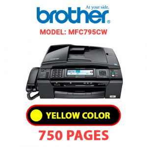 MFC795CW 2 - Brother Printer