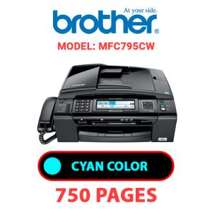 MFC795CW - Brother Printer