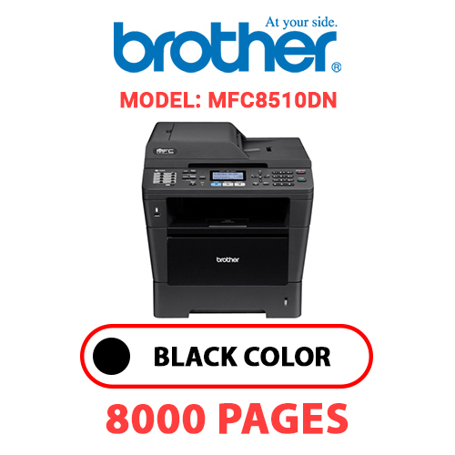 MFC8510DN 1 - BROTHER MFC8510DN - BLACK TONER