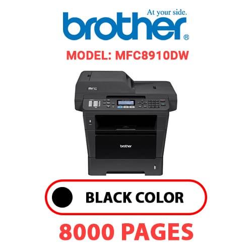 MFC8910DW 1 - BROTHER MFC8910DW - BLACK TONER
