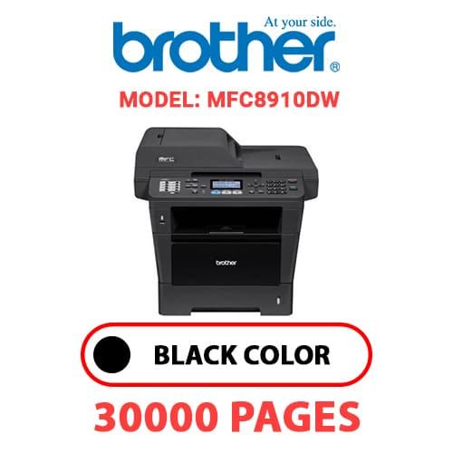 MFC8910DW - BROTHER MFC8910DW - BLACK DRUM