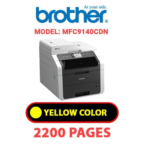MFC9140CDN 3 - BROTHER MFC9140CDN - YELLOW TONER