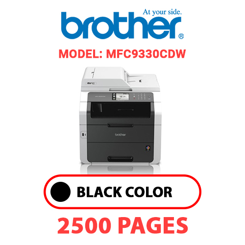 MFC9330CDW - BROTHER MFC9330CDW - BLACK TONER