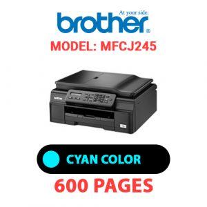MFCJ245 1 - Brother Printer