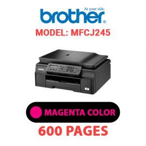MFCJ245 2 - Brother Printer