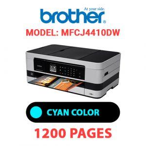 MFCJ4410DW 4 - Brother Printer