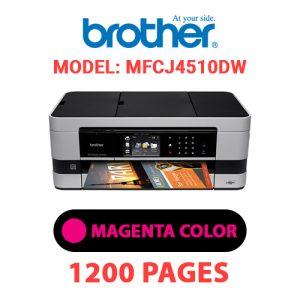 MFCJ4510DW 5 - Brother Printer