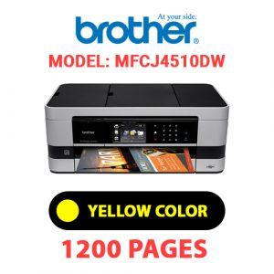 MFCJ4510DW 6 - Brother Printer