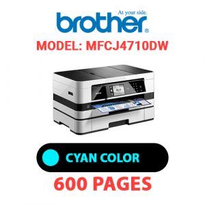 MFCJ4710DW 1 - Brother Printer