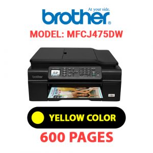 MFCJ475DW 3 - Brother Printer