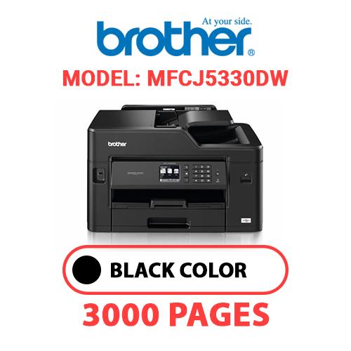 MFCJ5330DW 4 - BROTHER MFCJ5330DW PRINTER - BLACK INK