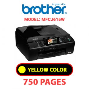 MFCJ615W 2 - Brother Printer