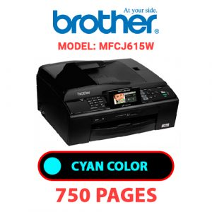 MFCJ615W - Brother Printer
