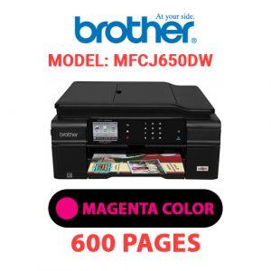 MFCJ650DW 2 - Brother Printer